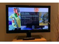 Cello 32 inch Freeview LCD TV with built-in DVD player