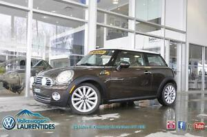 MINI Cooper Mayfair 2010 **TOIT PANORAMIQUE**BLUETOOTH**SIEGES C