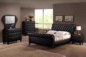 UPHOLSTERED BEDS FOR SALE (GL68)