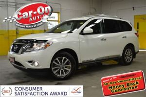 2015 Nissan Pathfinder SL 7 PASS AWD LEATHER FULL PWR GRP LOADED