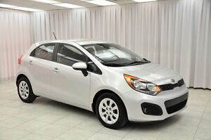 2012 Kia Rio RIO5 GDi 6SPD 5DR HATCH o A/C o BLUETOOTH o HEATED