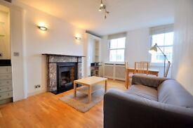 BEAUTIFULLY BRIGHT 2 DOUBLE BED, 2 BATH, 4TH FLOOR [NO LIFT] PERIOD CONVERSION, ON CHARLOTTE STREET