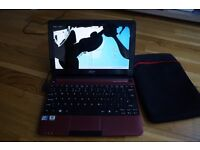Acer aspire one (cracked screen + no charger)