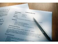 Tailor Made CV Writing Service, £30, Free Cover Letter, FAST TURNAROUND, Cover whole of the UK