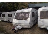 R&K CARAVANS 2004 SWIFT CHALLENGER 470/2 12 MONTHS WARRANTY SUBJECT TO CONDITIONS