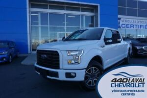 2016 Ford F-150 XLT FX4 CAMERA BLUETOOTH 26550 KM