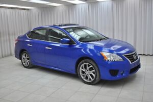 2015 Nissan Sentra 1.8SR SEDAN w/ BLUETOOTH, NAVIGATION, HEATED