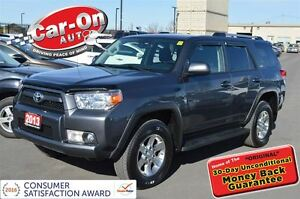 2013 Toyota 4Runner SR5 V6 4x4 LOADED