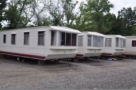 Mobile Home to rent, 28' x 10', secure site, Just off Jct3 of M3 Bagshot, Surrey, *2 available*