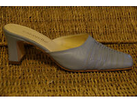 ladies slip on shoe.