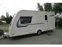 2 Berth Caravan 2015 Compass Corona 462