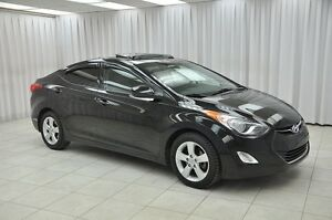 2013 Hyundai Elantra GLS SEDAN w/ BLUETOOTH, HTD SEATS, SUNROOF