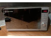 MINT CONDITION MICROWAVE RUSSELL HOBBS MIRROR