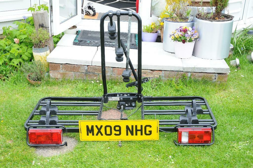 thule 914 euro classic bike carrier in longniddry east