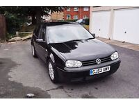 "VW Volkswagen Golf GTI 1.8 *Low mileage and Long MOT* comes with FREE 18"" Alloys"