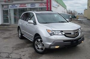 2007 Acura MDX SH-AWD LEATHER,ROOF,7 PASSENGER