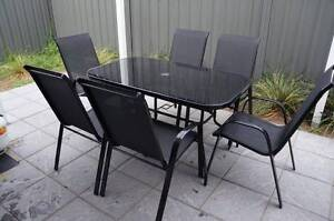 Complete outdoor setting @ BBQ Glengowrie Marion Area Preview