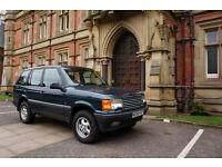 1996 Range Rover P38 4.6 HSE Automatic - 89k miles - Long MOT