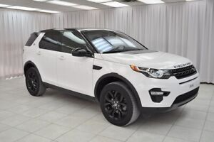 2017 Land Rover Discovery SPORT HSE 4x4 SUV w/ BLUETOOTH, HEATED