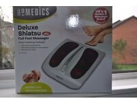 SHIATSU PROFESSIONAL FOOT MASSAGER