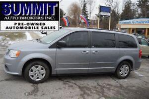 2013 Dodge Grand Caravan SXT | CAR-PROOF CLEAN | STOW&GO | 7 PAS