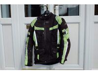 Motorcycle Jacket. RST Textile, Size L