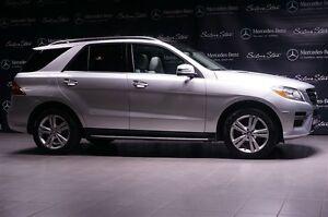 2012 Mercedes-Benz ML350 Bluetec 4matic Premium Package, Driving