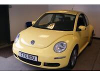 Volkswagen Beetle 3dr (yellow) 2010