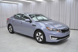 2012 Kia Optima HYBRID ECO SEDAN w/ BLUETOOTH, HTD SEATS & 16""""