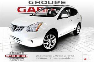 2013 Nissan Rogue SL AWD NAV / CAM 360 / BOSE/ Cuir / Toit Ouvra