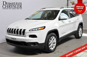 2016 Jeep Cherokee NORTH**4X4**V6**CAMÉRA**