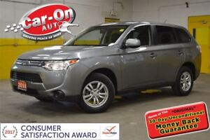 2014 Mitsubishi Outlander ES AWD PWR GRP HEATED SEATS BLUETOOTH