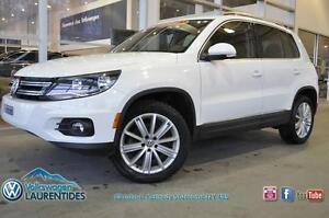 2014 Volkswagen Tiguan Highline *4MOTION*GR ELEC*TOIT PANO*MAGS*