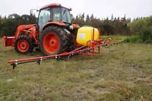 Quality Boom & Reel Tractor Sprayer 3PL  PTO Pump Ship Oz Wide Bassendean Bassendean Area Preview