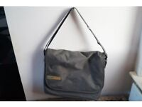 Cushioned Laptop bag for 14inch laptop, plenty of pockets for other items