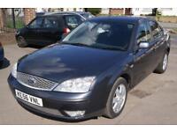 Ford Mondeo Zetec 16v 5dr (grey) 2007