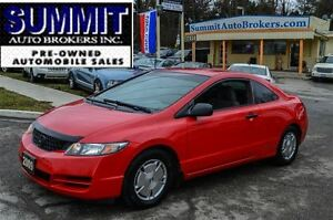 2009 Honda Civic DX-G | CAR-PROOF CLEAN | POWER WINDOWS, LOCKS &