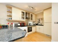 Defoe Road, three bed flat, two bathrooms with parking space located of Stoke Newington Church St
