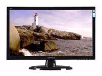 Hannspree HannsG HE247DPB (23.6 inch) LED Backlight Monitor - Built-in Speakers