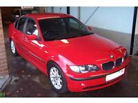 BMW 3 Series 2003 1.8 116i FULL MOT SALOON
