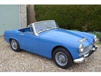 Early 1966 Austin Healey Sprite MG Midget. £6500 Restoration. Tax & MOT Exempt. Triumph Spitfire