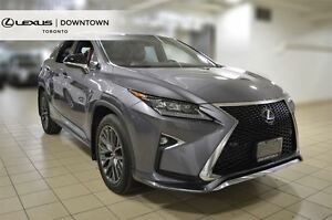 2016 Lexus RX 350 F-SPORT 2, NAVIGATION, SUNROOF, CAMERA, LEATHE