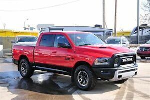 2015 Ram 1500 Rebel 5.7L V8 HEMI Apply Now!