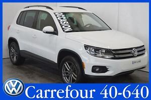 2016 Volkswagen Tiguan Special Edition Mags 17+Climatisation Dou