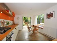 Fantastic 3 double bedroom house with private garden (unfurnished). Barnwell Road, Brixton, SW2