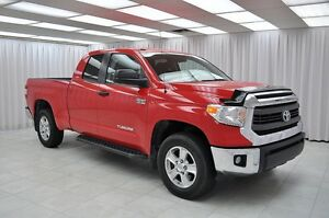 2014 Toyota Tundra SR5 5.7L iFORCE V8 4x4 4DR 5PASS DOUBLE CAB w