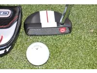 """Odyssey O Works R Line Putter Brand New Right Hand 35"""""""