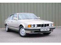 BMW 735i (1988) 3.5L 220BHP - CLASSIC FOR SALE