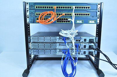 Cisco CCNA Routing and Switching  Lab Kit v3.0 Training Lab 200-120