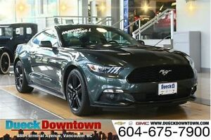 2015 Ford Mustang Ecoboost - Manual-10000 kms ! - Low Mileage